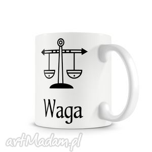 Prezent KUBEK - waga, kubek, kawa, prezent, zodiak, waga