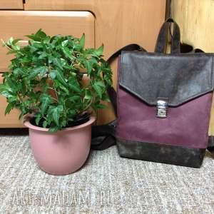 Mini plecak., plecak, mini-plecak, damski-plecak, przechowywanie