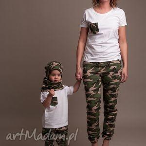 handmade spodnie komplet spodni moro