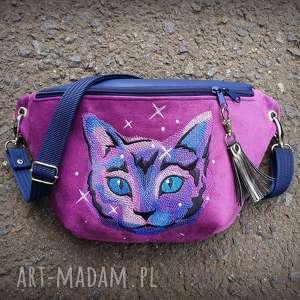 handmade nerki nerka xxl kosmiczny kot