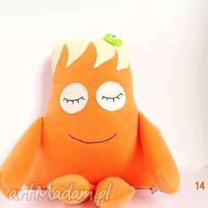 tulinka podusia słoneczko - zabawka, przytulanka, maskotka, dziecko
