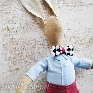 Pan królik maskotki peppofactory zabawka, szmaciana, dziecko