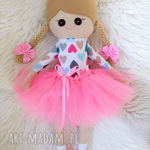 Szmacianka, szyta lalka z personalizacją lalki