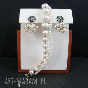 pod choinkę prezent, perły ozdobne komplet, komplety