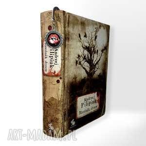 zakładka do książki wampir - książek, horror