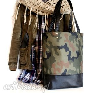 Owal vege moro czerń, moro, torba, shopper,