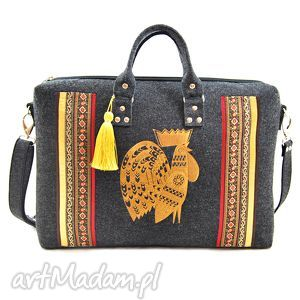 torba 132, ludowa, haftowana, etniczna