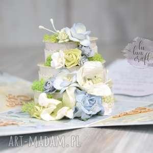lu luu craft pudełko eksplodujące na ślub, box, pudełko, exploding, życzenia