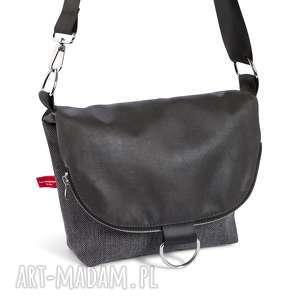 na ramię listonoszko - plecak duży, torebka, listonoszka, plecak
