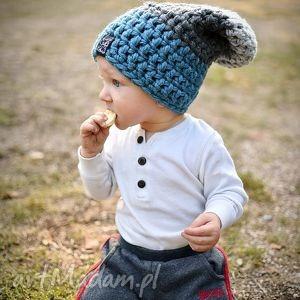 Czapka Triquensik 18, czapka, czapa, kolorowa, zima, ciepła, dziecko
