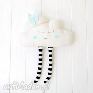 oryginalny prezent, jobuko chmurka, chmura, zabawka, pióropusz, opaska