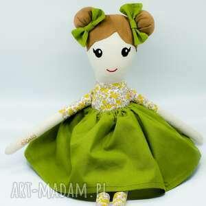 lalka z imieniem, szmaciana lalka, lala, przytulanka