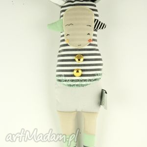 siostra sziu leleczka wykonana ręcznie, lalka, maskotka, zabawka, święta, nietypowa