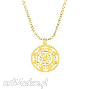 celebrate -mandala - necklace g - ,mandala,celebrate,celebrytka,