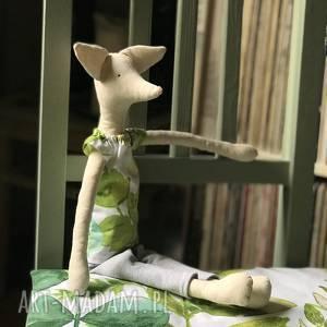 Lisek z kołderką prezent dla dziecka zabawka maskotki evelyns