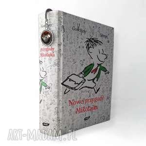 Zakładka do książki z sową - ,zakładka,książki,sowa,dziecięca,prezent,urodzinowy,