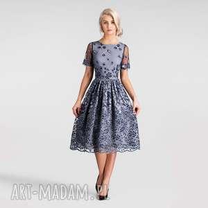 handmade sukienki sukienka tina midi arabella