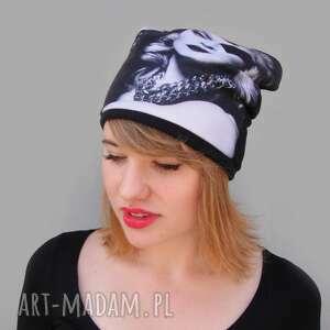 ręcznie zrobione czapki czapka madonna