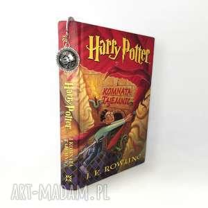zakładka do książki komnata tajemnic, potter, dzieci harry