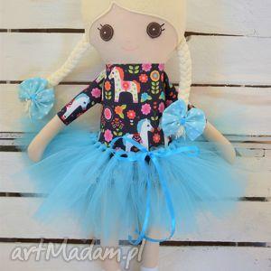 szmacianka, baletnica w tutu, szmacianalalka, lalka, szmaciana dla