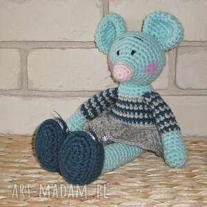 drobiazg myszka lenka, maskotka, zabawka, przytulanka, upominek, prezent