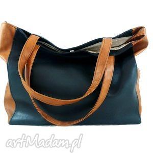 handmade na ramię rectangle bag