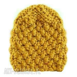 oryginalny prezent, czapki czapka #51, czapa, masywna, wełniana, gruba