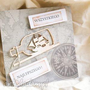 ręcznie robione scrapbooking kartki kartka okolicznościowa dla mężczyzny dla chłopaka z okazji urodzin z okazji imienin