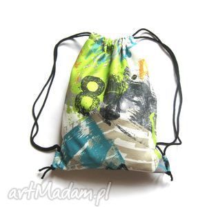 handmade plecak worek city