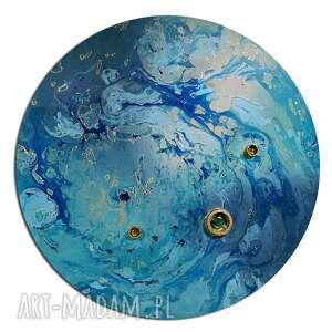 krajobraz księżycowy 32, księżyc, niebo, planeta, aleksandrasemeniuk