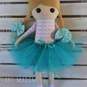 hand-made lalki szmacianka, szmaciana lalka w tutu