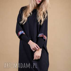 sukienki sukienka oversize expressive