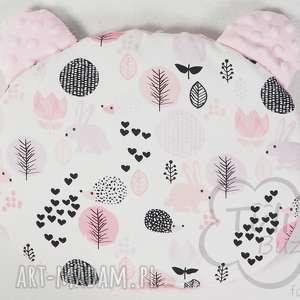 Płaska poduszka dla niemowlaka pokoik dziecka tulibuzi do wózka