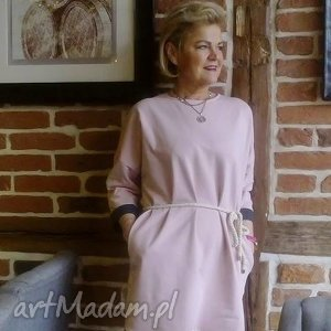 tuniki tunika trucco, tunika, sukienka, wiosna, onesize, oversize, lato, świąteczny