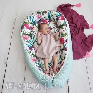 Kokon, gniazdko niemowlęce Orchid, kokon, gniazdko, otulacz, spanie, łóżeczko,