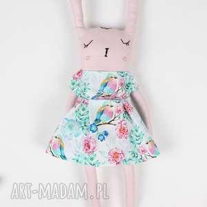 handmade zabawki królikówna