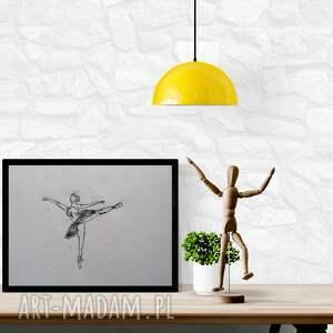 Prezent Grafika Baletnica , grafika, sztuka, baletnica, modern, prezent, dekoracja