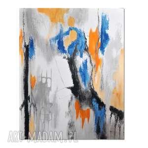 tierra del ur 1, abstrakcja, nowoczesny obraz ręcznie malowany