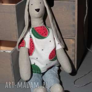 Prezent Królik TILDA prezent dla dziecka, królik, tilda, maskotka, dziecko,