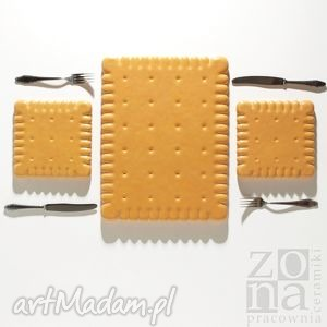 hand made ceramika patera herbatnik xxl 2 talerzyki herbatniki