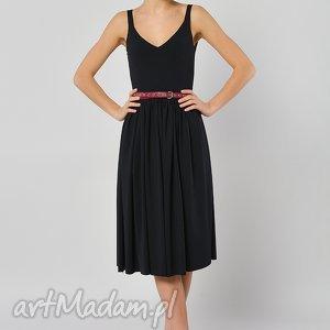 unikalny prezent, sukienka czarnuszka, sukienka, letnia, jersey