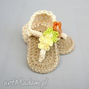sandałki marrakesz, sandałki, buciki, niemowlę, dziecko, dziewczynka, prezent