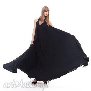 ręcznie zrobione sukienki sukienka lineis