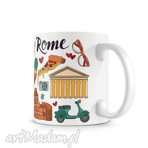 kubek rome, kubek, rzym, świat, podróże