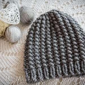 ręcznie wykonane czapki czapka handmade