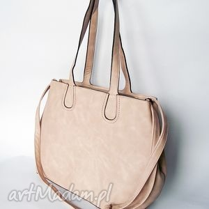 torba pudrowy róż, torba, torebka, worek, różowa torebki