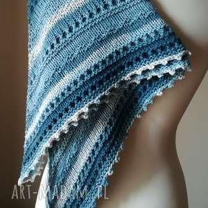 rustico bawełna - rękodzieło, chusta, bawełna, prezent, szal, styl