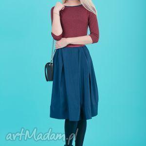 bluzka dritto rosso ali, bluzka, bluza, swarovski, skrzydła, jesień, onesize