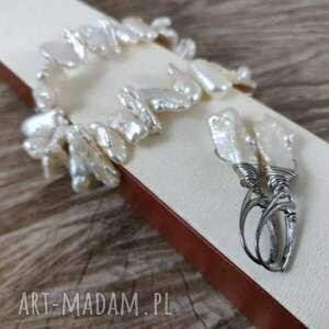 Perły biwa onyksela perły,