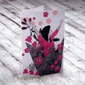 kwiaty dla mamy karteczka na życzenia, kartki, okolicznościowe, dzień